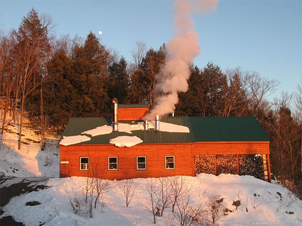 Buck Mountain Maple Sugarhouse