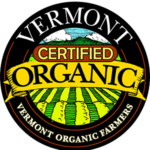 Certified Vermont Organic product maple syrup